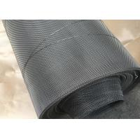 China Pre-Crimp Heavy Duty Stainless Steel Woven Wire Mesh 2 4 6 8 10 12 14 Mesh on sale