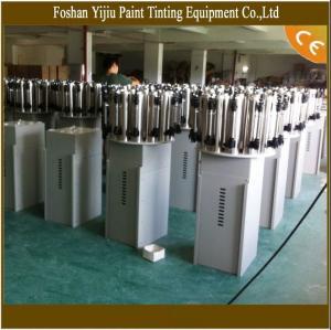 China Manual Colour Tinting Machine , Colorant Dosage Paint Colorant Dispenser on sale