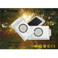 China 115LM / W Integrated Solar Street Light  Phone App Control 2-3 Meters Mounting Height wholesale