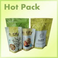 China Mixed Nuts / Dried Fruit Stand Up Pouch Bags Food Grade Aluminum Foil Lined wholesale