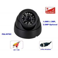 China High Sensitivity 1080P Vehicle Mounted Cameras / Auto Video Camera Long Life Time wholesale