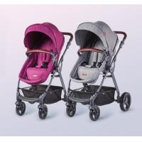 China 3 In 1 Infant Toddler Stroller Light Weight Baby Basket Multi Functional wholesale