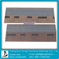 Buy cheap 2015 Hotsale!!! Cheap Roof Shingle/ Asphalt Shingle/Classical roofing shingle from wholesalers