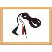 China DC 2.35mm Tens Unit Cables Replacement Tens Ems Unit Lead Wire wholesale