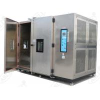 China 40 Deg C & 75%R.H. Auto Spare Parts Walk In Stability Chamber , Climate Chambers wholesale