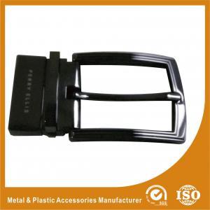 China Luxury Metal Bag Accessories Reversible Belt Buckle Pin Belt Buckle wholesale