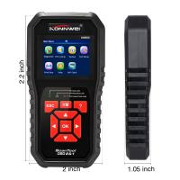 China Universal OBD2 Live Data Scanner Diagnostic Tool 8 Language CE FCC ROHS Approved wholesale