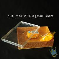 Quality BO (46) acrylic food case for sale