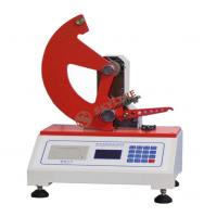 China Cardboard Testing Equipment  Tear Strength Tester Plastic Film Tear Tester on sale