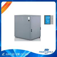 China Most energy efficient residential Water to water , geothermal Heat Pump heating system  10.1kw on sale