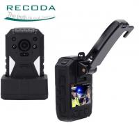 China 4G Police Body Worn Cameras IP67 Waterproof Wide Angle 140 Degrees on sale