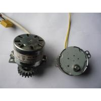 Quality Gear Box Design E Insulation Class 4W AC Synchronous Motor with Low Noise for sale