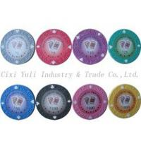 China Clay Poker Chip on sale