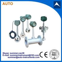 China High temperature Steam Vortex flow meter for large diameter pipe wholesale