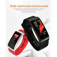 China Smart Fitness Activity Tracker Wristband For Heart Rate And Blood Pressure Monitoring wholesale