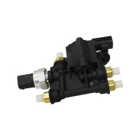 China ISO9001 Air Suspension Valve Block For Range Rover L322 Sport Land Rover Discovery III IV wholesale