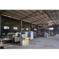 Quality 3 Ply 5 Ply Corrugated Cardboard Production Line With 150m/min-180m/min Speed for sale