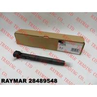 Buy cheap DELPHI Genuine common rail injector 28264951, 28239766, 28489548 for Chevrolet Captiva 2.2L 25183186, 25195089 from wholesalers