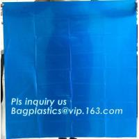 China Commercial grade plastic biohazard waste bags medical waste bag, OEM Red Isolation Infectious Waste Bag Biohazard Bags o on sale