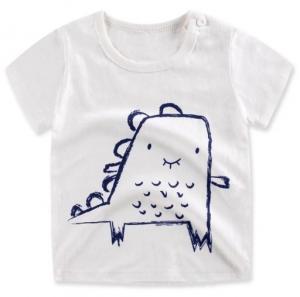 China Bulk wholesale 180gsm 100%cotton cheap kids white t shirt from china supplier wholesale