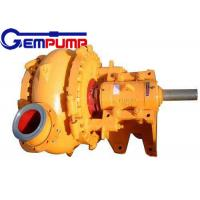 China 14/12G-G Chemical Centrifugal Pump , vice impeller seal / packing seal pump wholesale