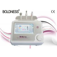 China Portable Micro Current And RF Skin Tightening Machine  For Skin / face / eye / neck wholesale