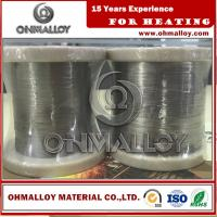 China Bright KP/KN Bare Thermocouple Wire 1.024 Mm Bright K Nickel Alloy Wire wholesale