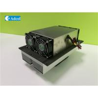 China Electrical Thermoelectric Air Conditioner 120W 24V DC Semiconductor Technology wholesale