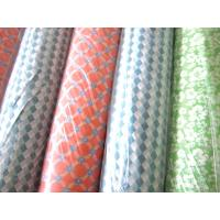 Quality Custom Printed Non Woven Fabric with 100% Polypropylene , Eco-Friendly for sale