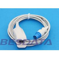 China 7pin Spo2 Finger Probe , Reusable Spo2 Sensors Compatible For Siemens Drager SC6002XL wholesale