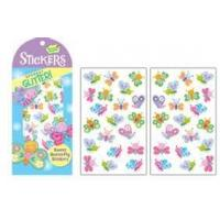China  Customize Eco-friendly self-adhesive glitter temporary tattoo sticker for body decor on sale