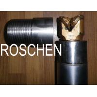 """China Soil Sampling Overburden Coring NW Casing With 2 - 15 / 16"""" Tricone Roller Bits wholesale"""