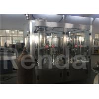 China Purified Water Liquid Bottle Filling Machine For Water Filling Line 330 - 2000 ml wholesale
