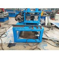 China C U Lip Channel Roll Forming Machine Two In One With Servo Motor Drive wholesale