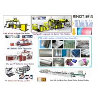China Vinot DYF Series High Speed Compound Air - Cushion Film Making Machine for width 2200mm DYF-2200 wholesale