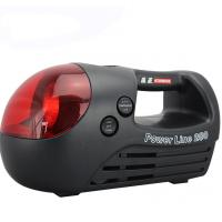 China Black And Red Portable Air Compressor For Car Three In One Type 12v 280 Psi wholesale
