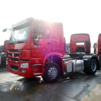 China WD615.62 Engine 4x2 Prime Mover Truck 6 Wheels 290hp With Weather Resistance wholesale