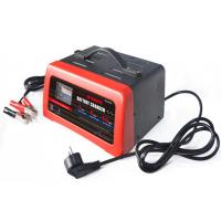 Lead Acid Car Battery Charger 6v 24v Automatic Battery Charger , 2a / 6a / 10a