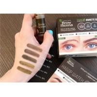 China OEM / ODM Tattoo Accessories / Microblading Brows Henna For Beauty Makeup wholesale