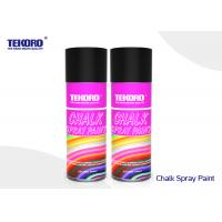 China Decorating Chalk Spray Paint Water Based Formulation Type For Outdoor / Indoor Marking wholesale
