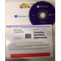 Buy cheap Multi Language Windows 10 Product Key Sticker Professional 64 Bit OEM FPP from wholesalers