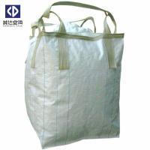 China U Panel Type Bulk Storage Bags , 1 Ton Super Sacks For  Sand Cement on sale