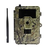 China 1920*1080P 3G 32 LEDS 6V DC external Trail Camera That Email Pictures / HD Hunting Cameras For Deer wholesale