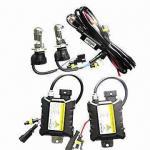 China Xenon HID Kits, Extra Thin Ballast, Measuring 8.4 x 6 x 1.4cm wholesale