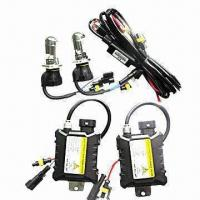 China Xenon HID Kits, Extra Thin Ballast, Measuring 8.4 x 6 x 1.4cm wholesale