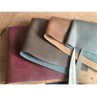 Quality Man-made Leather Upholstery fabric with various colors and textures with 25 for sale