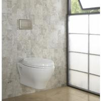 China For modern bathrooms Timeless style Concealed cistern SoftMood Wall Hung WC With Seat And Cover and Wall Hung Bidet on sale