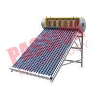 China 150L Copper Coil Pre Heated Solar Water Heater on sale