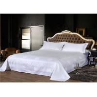 China Jacquard Style Hotel Collection Bedding Sets King Strong Fastness To Wash wholesale