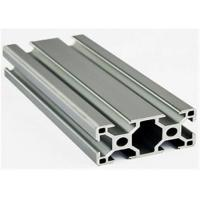 China Construction Stock Aluminum Extrusion Profiles, 6005a Extruded Aluminium Channel wholesale
